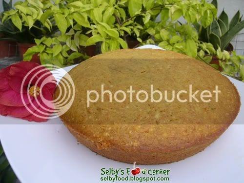 Pineapple Carrot Cake Filipino Recipe