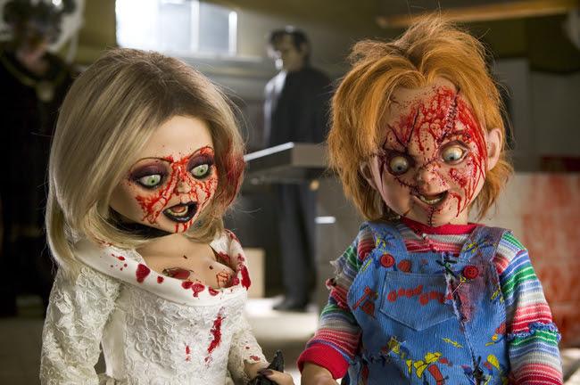 Chucky and Tiffany - chucky photo