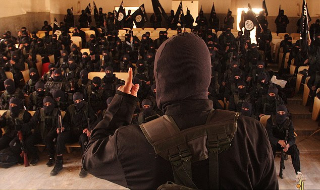 Risultati immagini per HD TERRORISM ISIS