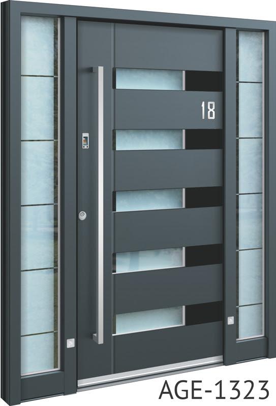 entrance door design double    300 x 585