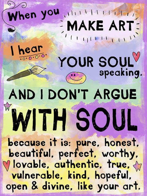 tothedancersintherain:  I don't argue with Soul by willowing on Flickr.