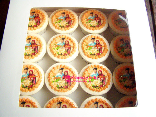 Cupcakes in Gift Box