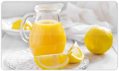 Inclua o limão regularmente em sua dieta.