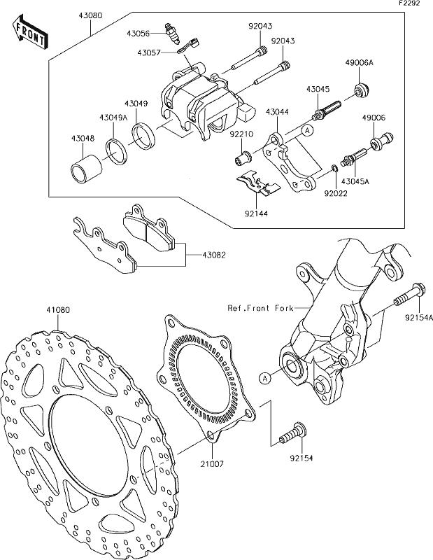 engine diagram 1985 ninja 900