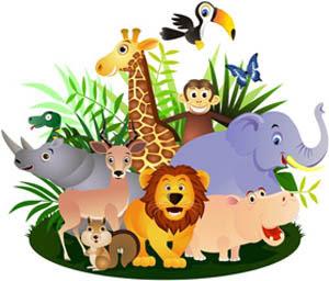 Cuentos Sobre Animales De La Selva Para Niños Hábitos De Niños