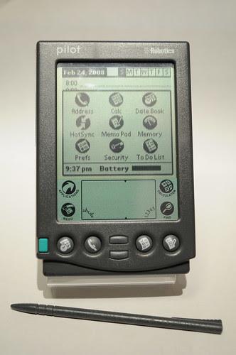 US Robotics Palm Pilot 5000