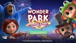Wonder Park Magic Rides MOD APK Unlimited Money 0.0.7