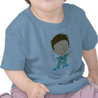 Doctor Baby Medical Tee Shirt shirt