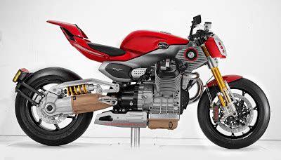 actualidad automotriz moto guzzi  le mans concepto