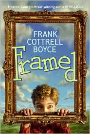 Framed by Frank Cottrell Boyce: Book Cover