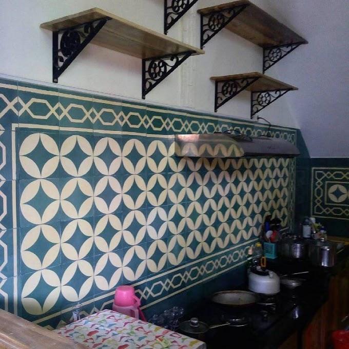 Keramik Untuk Dapur Kitchen Tile Backsplashes | Ide Rumah Minimalis
