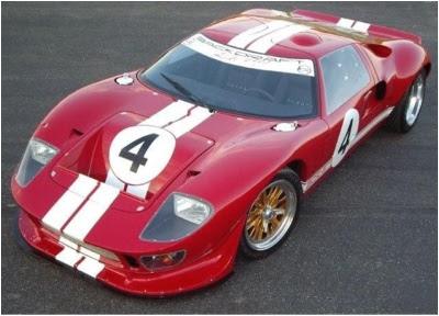 Backdraft Racing GT40
