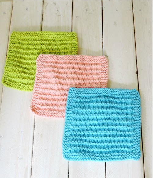Easy Farmhouse Dishcloths