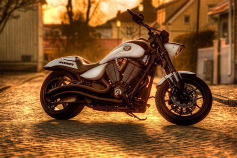 Free stock photo of motorbike, motorcycle, pavement