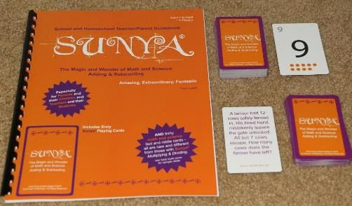 Math and Science {Sunya Publishing Review}