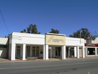 Community Centre, Deniliquin