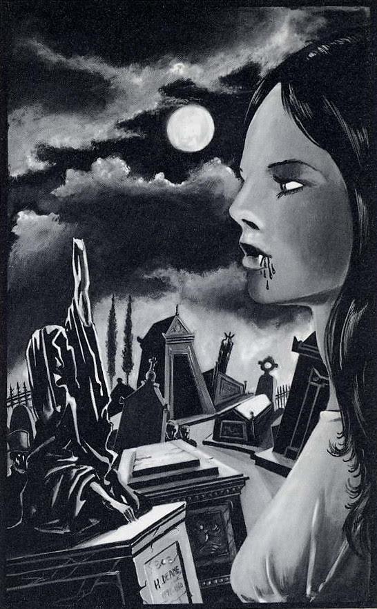 Philippe Druillet - Bram Stoker's Dracula, 1968 - 9