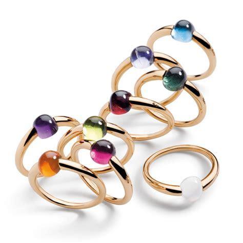 Pomellato Rings Springtime   Diamond Dream Jewelers   NJ