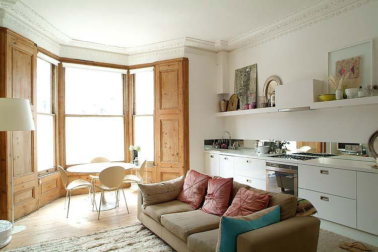 Open Plan Kitchen Living Room Layout Ideas Home Architec Ideas