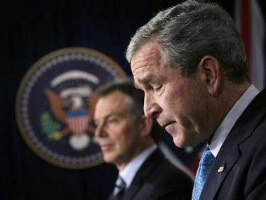 Bush & Blair, 12.7.06    4