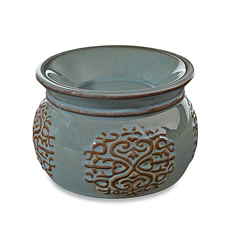 Buy Yankee Candle® Antique Blue Electric Wax Melts Warmer ...