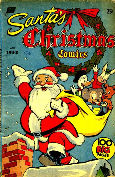 santaschristmascomics