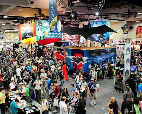 Where Is Comic Con In 2015