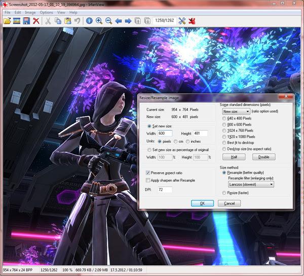 SWTOR Imperial Agent screenshot edit