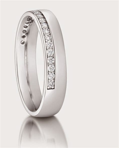 Women?s Simple Wedding Rings White Gold Elegant Cheap