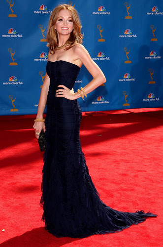 Jayma Mays at the 62nd Primetime Emmy Awards