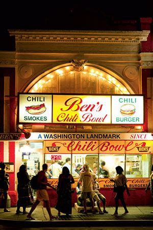Ben?s Chili Bowl Debuts in Reagan National Airport