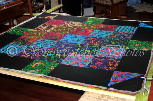 The New Quilting Frame