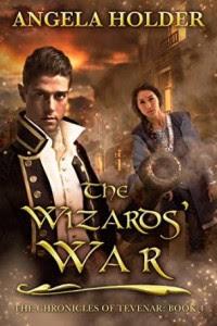 The Wizard's War by Angela Holder