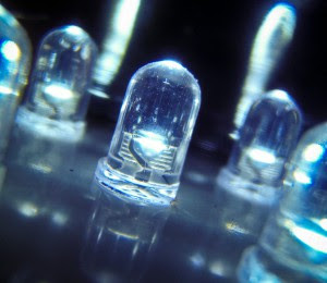 Bombillas LED. Fuente: www.flickr.com