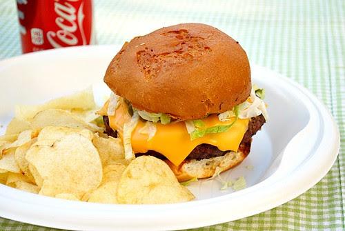 Big Mac Burgers