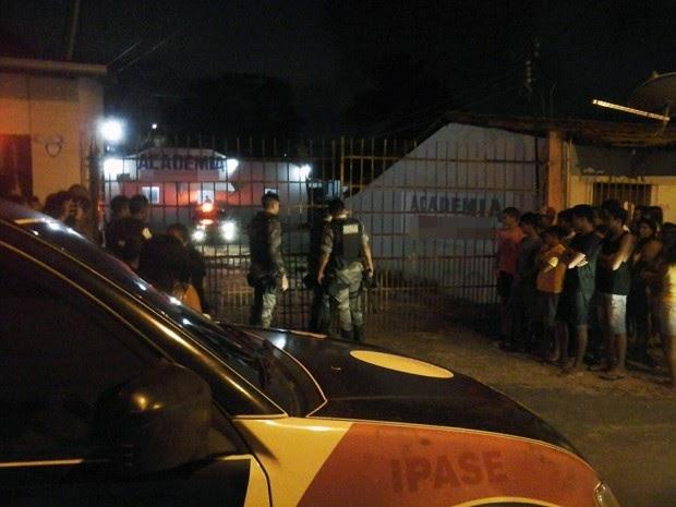 """""""E TOME REAÇÃO"""": Homem reage a assalto em academia e mata suspeito em São Luís"""