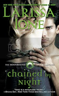 Chained by Night Cover