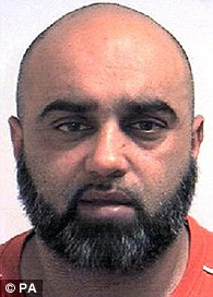 Bannaras Hussain, 36, was sentenced to 19 years in prison for his role in the abuse of young girls in Rotherham