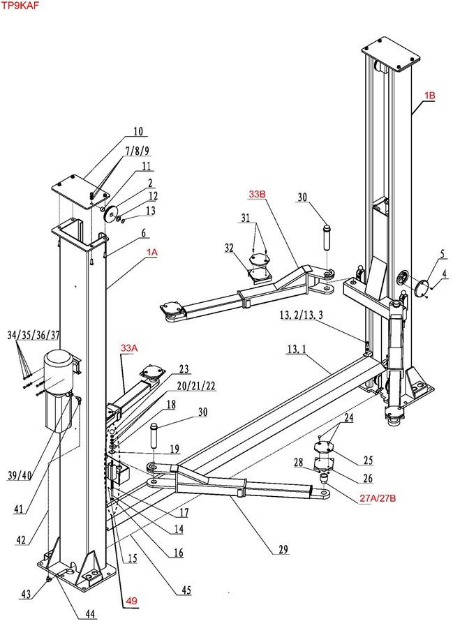 Two Post Car Lift Schematic Wiring Diagram Shy Warehouse B Shy Warehouse B Pmov2019 It