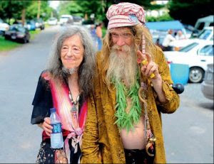 Örök hippik - hippi stílus