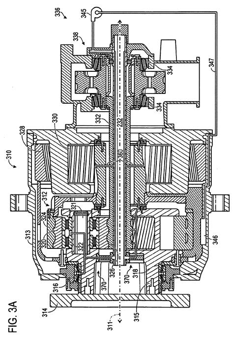 Patent US20100007151 - Internal lubrication for a gearbox