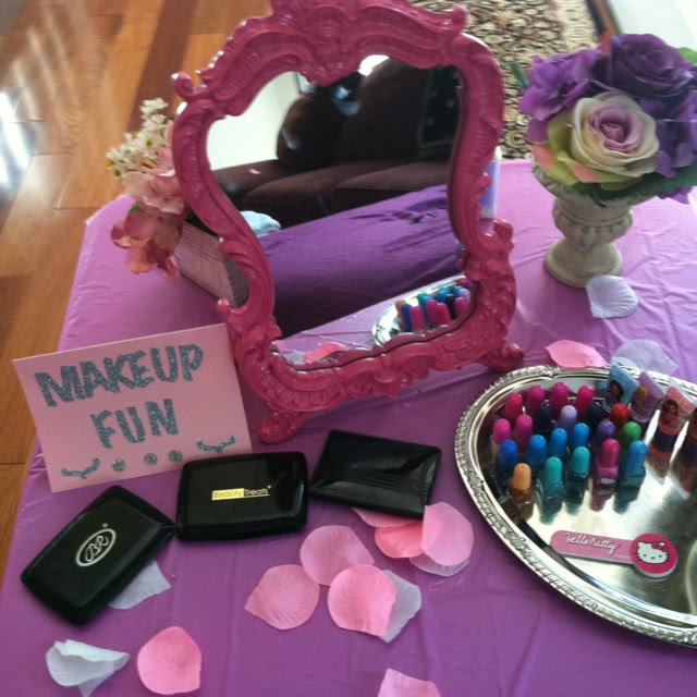 1ae3749413d3f6f00c65876337aecfdc Little Girl Makeup Party Party