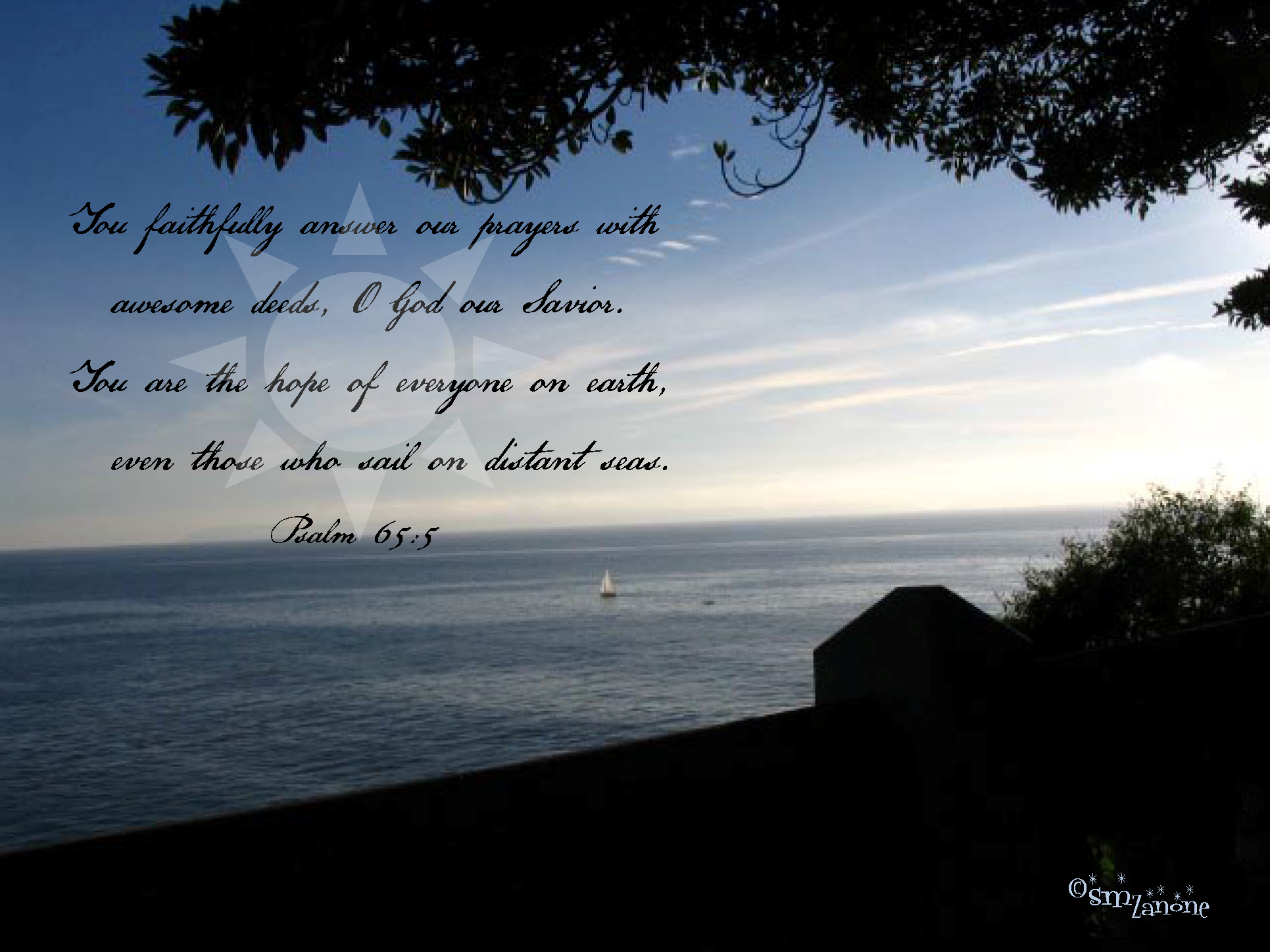 Grant us fair winds, be our following sea… | My Creator's ...