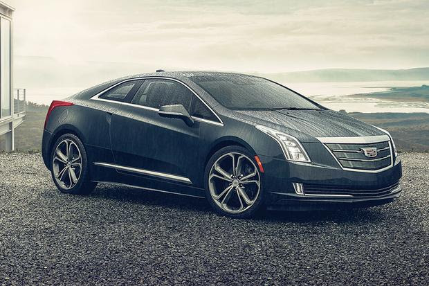 2016 Cadillac ELR: New Car Review featured image large thumb0
