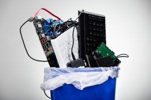 Australian Tells Story of Throwing Away Hard Drive Hosting 1400 Bitcoins
