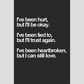 Quotes About Being Lied To And Hurt Ialoveniinfo