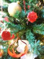 χριστουγεννιάτικα στολίδια από ψυχρό πηλό