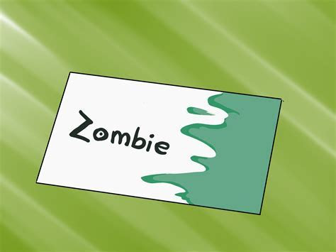 How to Have a Zombie Wedding Ceremony: 7 Steps (with Pictures)