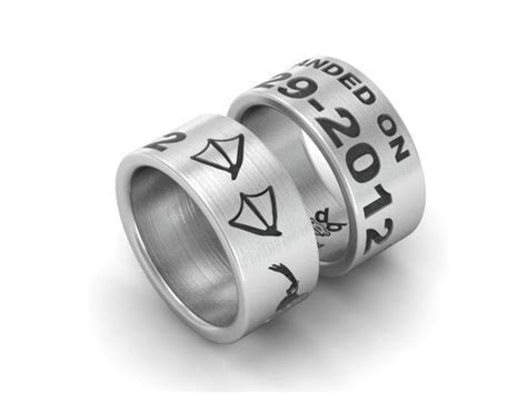 17 Best images about Duck band rings on Pinterest