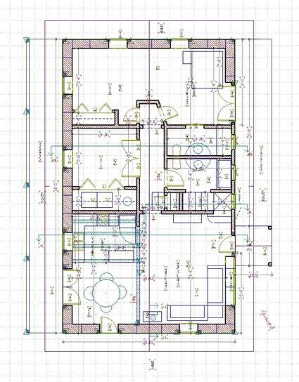 Tenere al caldo in casa costruire una casa di paglia for Piante case moderne